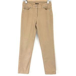 J. Mclaughlin Tan Skinny Capsule Jeans / Pants 0